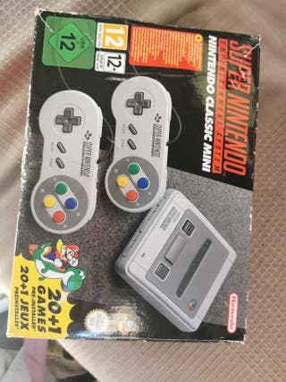 videoconsola juegos clásicos