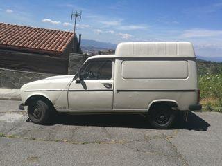 Renault 4 1981