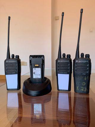 Walkie-Talkie Motorola dp1400