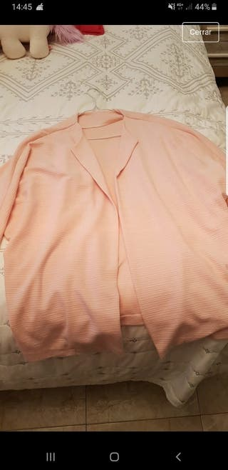 chaqueta de media manga