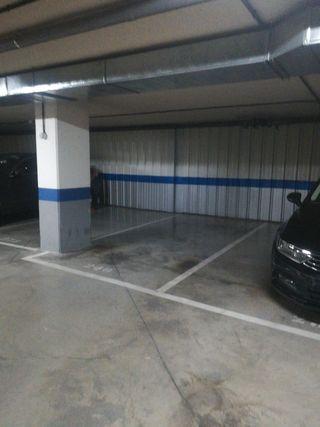 Garaje en alquiler