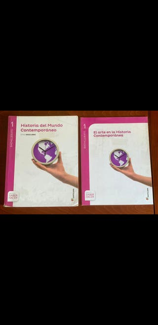 Historia 1° Bachillerato Santillana