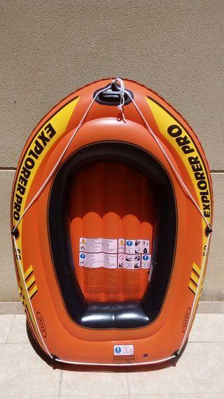 barca hinchable