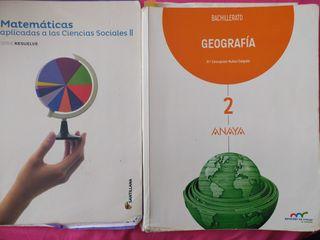 LIBROS 1 BACHILLER CASTELLANO
