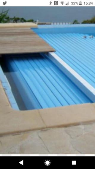 cubierta persiana piscina