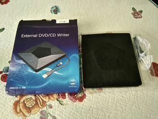 Lector DVD/CD Externo