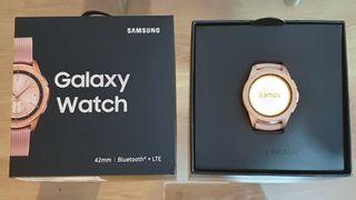 A ESTRENAR Samsung Galaxy Watch ROSA ORO