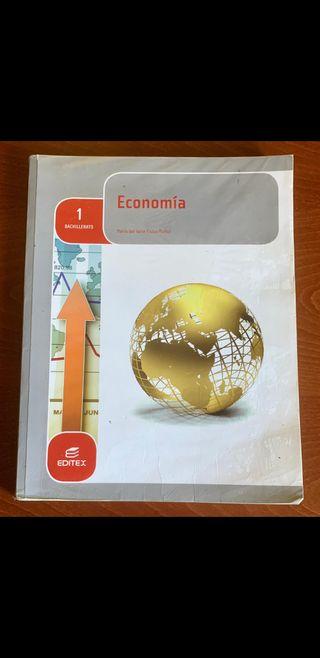 Economía 1° Bachillerato Editex