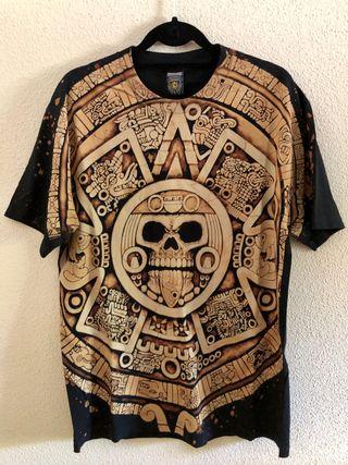 Camiseta calendario Azteca/Maya DyseOne