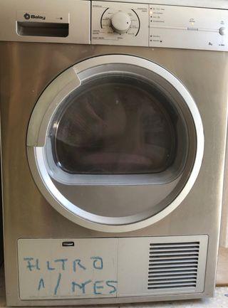 Secadora por condensación