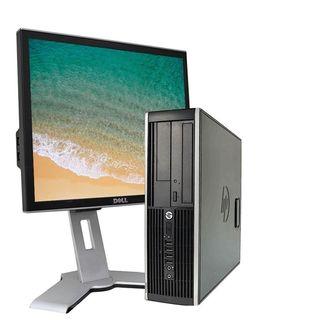 PC con Pantalla HP 8100 i3