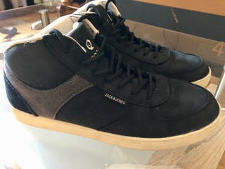 Zapatillas Negras Jack&jJones