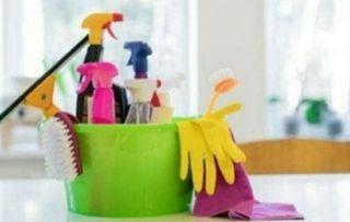 limpieza y cuidados de personas mayores o niños