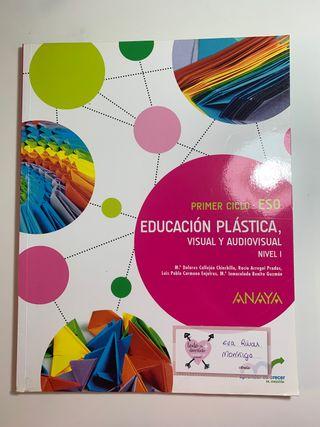 Educación Plástica visual y audiovisual ANAYA