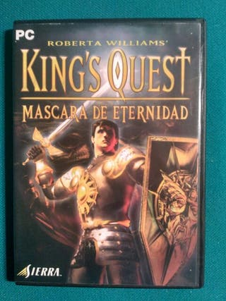 "Juego ""King's quest"" para PC"