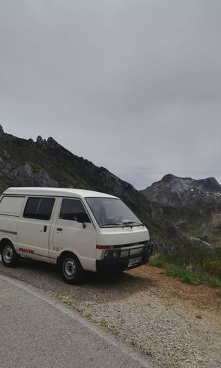 Furgoneta Nissan Vanette 1992