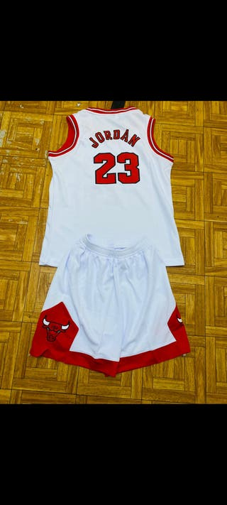 trajes de baloncesto niño