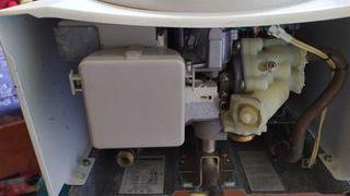 calentador de agua gas natural