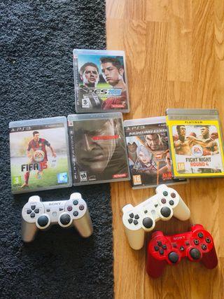 FIFA, GTA ETC. VIDEOJUEGOS