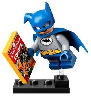 Lego minifigura bat-mite