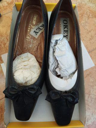 Zapatos Señora cómodos.