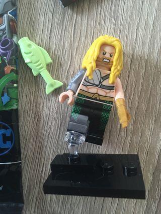 Minifigura lego Aquaman