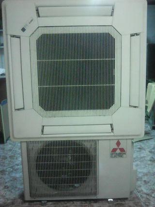 aire acondicionado inverter mitsubishi