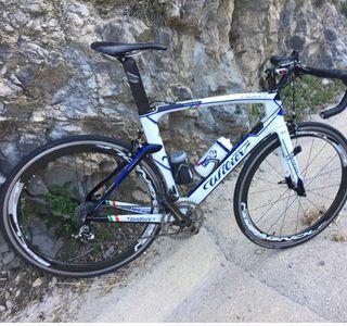 Bicicleta Willier carretera