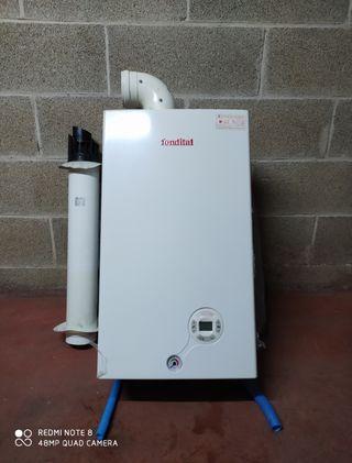 Caldera de condensación (Nueva)