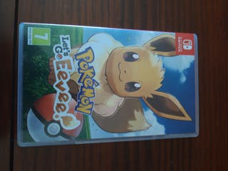 Nintendo Switch Pokemon: Let's go, Eevee