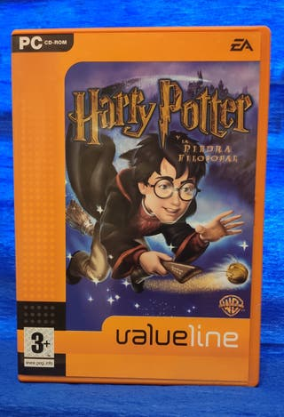 juego pc Harry Potter