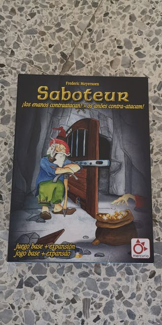 Saboteur+expansion