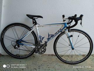 Bicicleta Eddy Merckx fibra de carbono