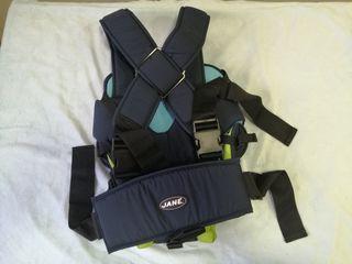 mochila porta bebé