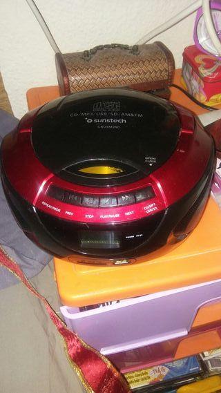 Compac disc digital audio....cd.mp3usb.sd.AM y FM.