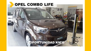 Opel Combo Life 1.2T 110cv Innovation KM'O