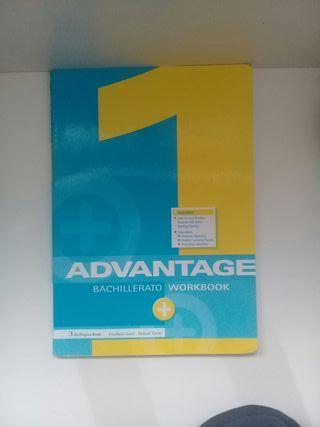 Advantage Workbook ISBN 978 9963 273 71 3