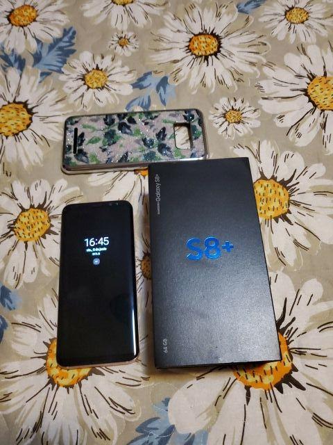 Samsung Galaxi S8+ Edición Swaroski