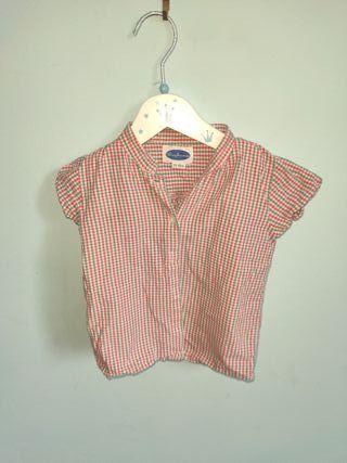 Camisa bebé Patricia Mendiluce