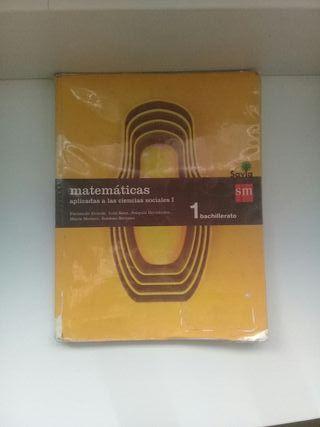 Libro de matemáticas aplicadas a las CCSS 1