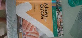 Libro de inglés 1°Bachillerato Make the grade