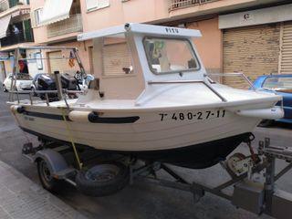 Barca Recreo