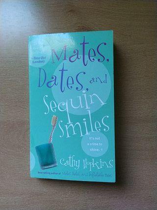 Libro Mates Dates And Sequin Smiles