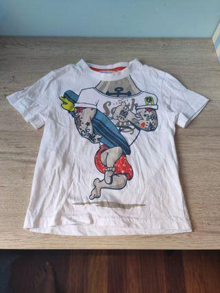 Camiseta Boboli