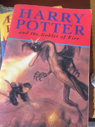 Goblet of Fire /Harry Potter series