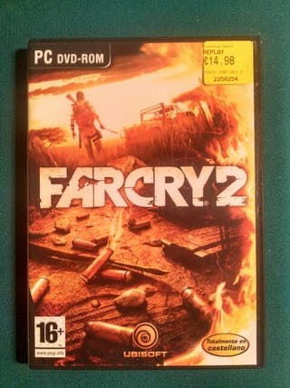 "Juego ""Far cry 2"" para PC"