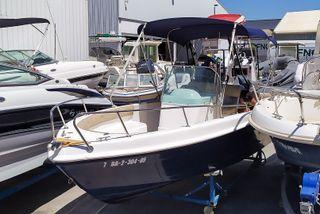 Barca Marinello Fisherman 17