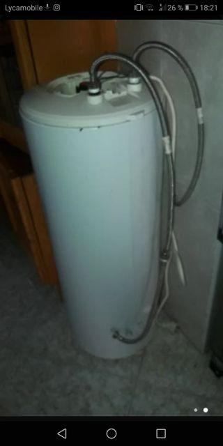 termo o calentador de agua