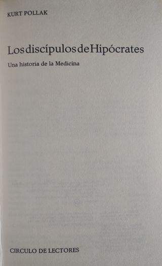 Libros La Medicina, La Biologia y La Psicología
