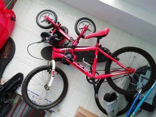 vendo bicis niños